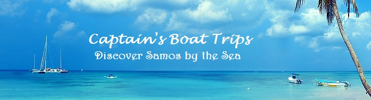 Samos Boat trips & excursions
